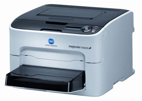 Printer Laser Warna Konica Minolta konica minolta magicolor 1650en desktop laser printer copierguide
