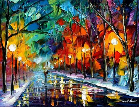 imagenes artisticas con autor y titulo modern impressionism palette knife oil painting kp155