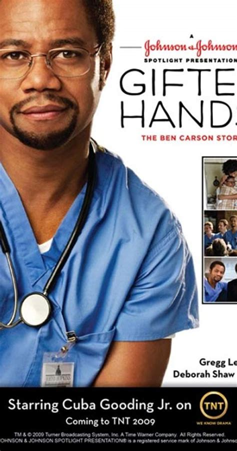 Pdf Gifted Ben Carson Story by Gifted The Ben Carson Story Tv 2009 Imdb