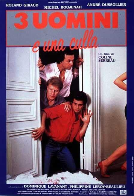 tre uomini e una culla tre uomini e una culla 1986 filmtv it
