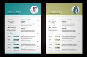 Cv Template Adobe Find The Best Photoshop Resume Template Here