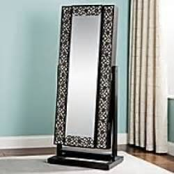 Jewelry Mirror Cabinet Length by Armoire Mirror Jewelry Boxes Foter