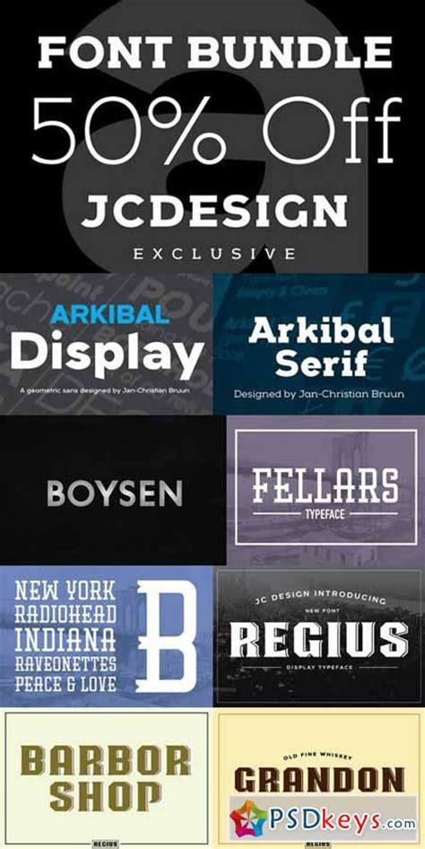 design font bundles font bundle by jc design 537577 22 fonts 187 free download