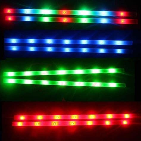 Led Light Strips For Bikes Decorative 14 Led Bike Frame Light Strips Rm50 00 Bicycle Equipment Accessories Penang