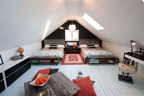 Jugendzimmer Mit Dachschr Ge 5461 by 28 Einrichtungsideen F 252 R Kinderzimmer Mit Dachschr 228 Ge