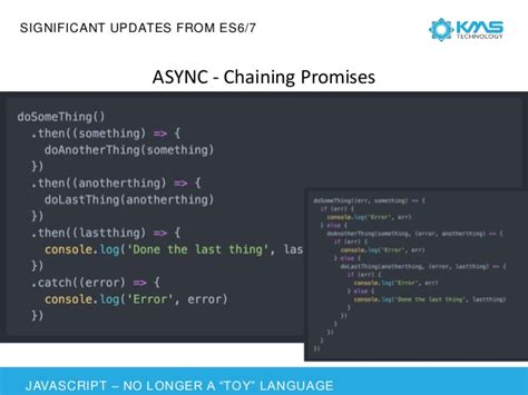 javascript async events callbacks promises and async await books javascript no longer a language