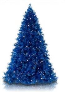 royal blue christmas tree christmas trees pinterest