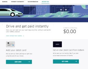 how does uber pay their drivers how uber instant pay for drivers works uberkit net