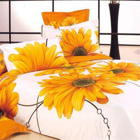sunflower bedding sunflower bedding set here comes the sun flowers