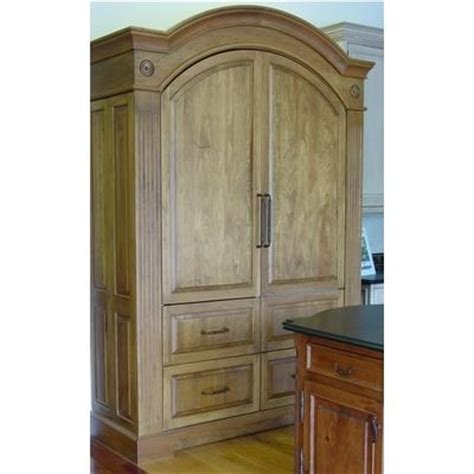 fridge that looks like a cabinet rooms