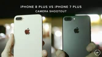 iPhone 8 Plus VS iPhone 7 Plus   CAMERA SHOOTOUT   YouTube