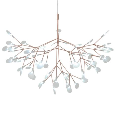 Led Circle Light by Replica Moooi Heracleum Ii Suspension Lamp Product