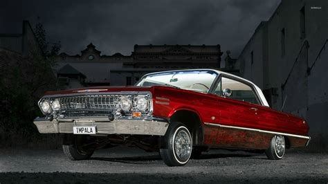 Chevy Car Wallpapers by Chevrolet Impala Wallpaper Car Wallpapers 41392