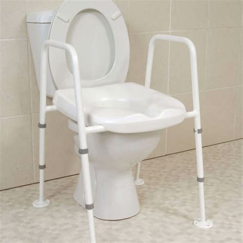 commode toilet seat chair frame mowbray toilet seat and frame low prices