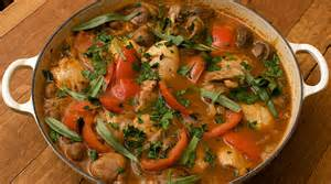 Love chicken and mushrooms and make stews all the time with them in