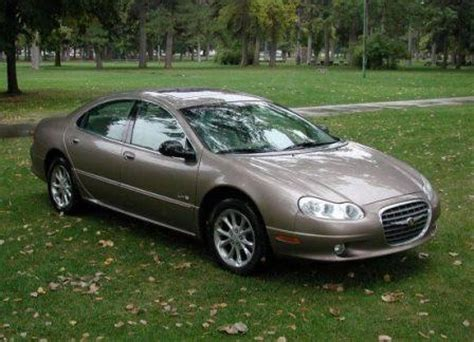 Chrysler 2000 Lhs by 2000 Chrysler Lhs Pictures Cargurus