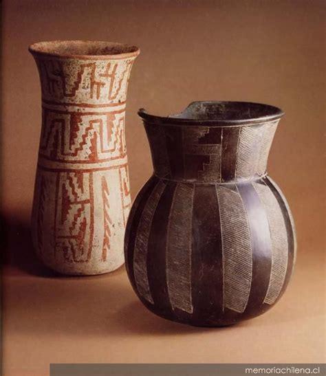 imagenes de vasijas egipcias vasijas prehisp 225 nicas chilenas memoria chilena