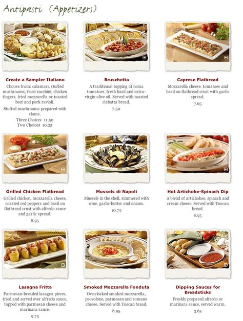 Olive Garden Grand Junction by Olive Garden Menu Catering Best Idea Garden