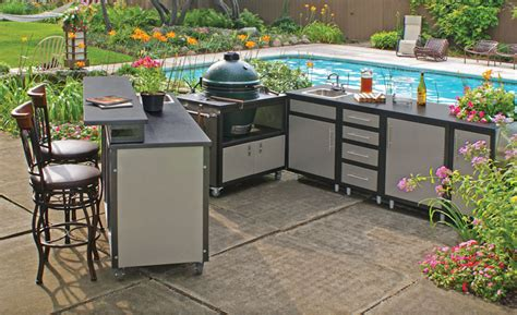 exterior kitchen cabinets outdoor cabinets 101 fireside outdoor kitchens