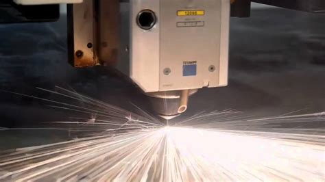 trumpf laser trumatic  youtube