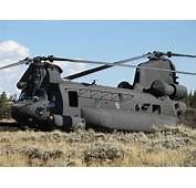 Transport  Helicopters Chinook Mh 47g Img