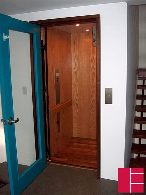 elevator swing doors residential elevator gallery