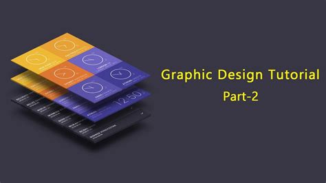 graphics design tutorial youtube graphic design tutorial graphic design tutorial for beginners part 2 photoshop