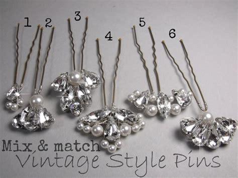 Vintage Bridesmaid Hair Accessories by Deco Hair Accessories Vintage Hair Accessories