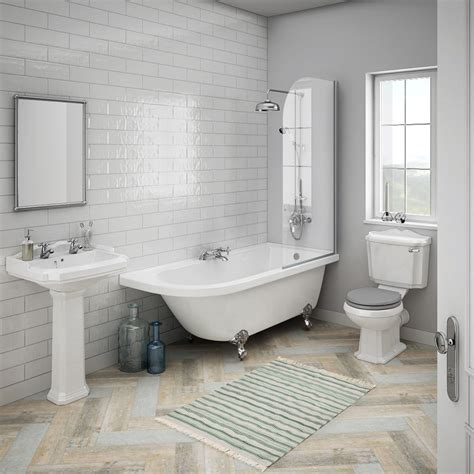 traditional bathroom appleby rh traditional bathroom suite victorian plumbing uk