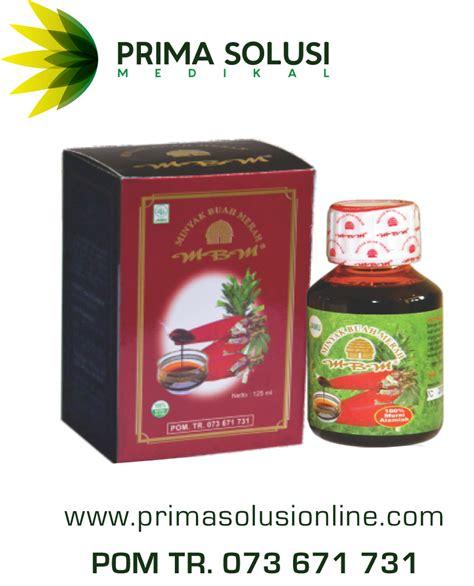 Obat Stroke Mbm Minyak Buah Merah sari minyak buah merah papua asli ekstrak herbal cair bpom