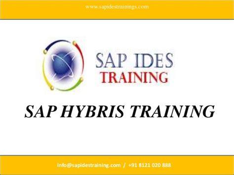 sap hybris tutorial sap hybris online training hybris marketing functional