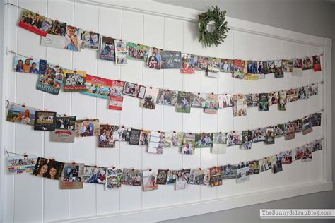 how to display christmas cards christmas in the formal living room the sunny side up blog