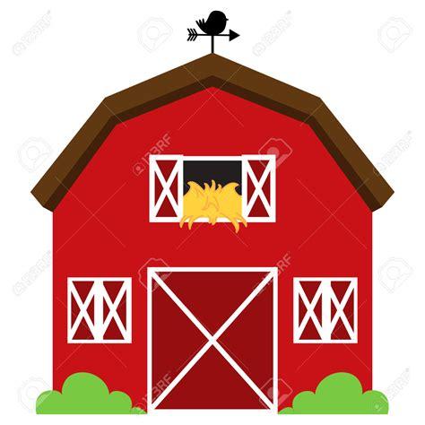 bauernhof scheune clipart hay barn clipart clipground