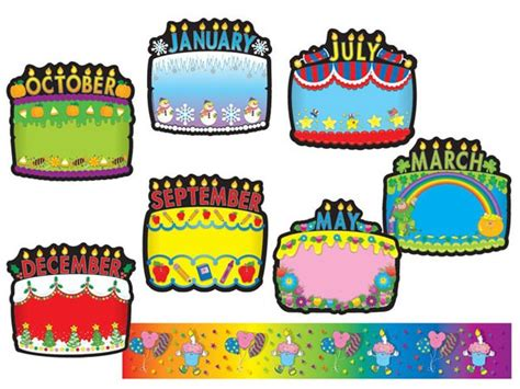 birthday bulletin board templates best photos of birthday bulletin board templates