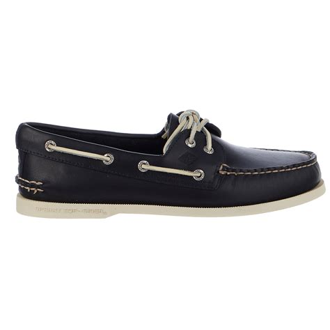 sperry top sider authentic original 2 eye boat shoe mens