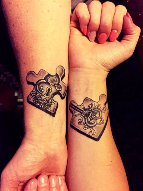 1000 ideas about couples matching tattoos on pinterest