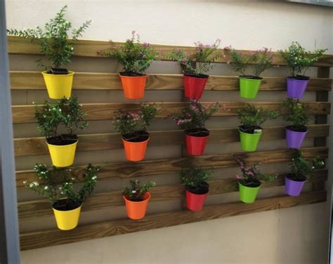 pallet planter wall stunning pallet wall planter projects pallet ideas