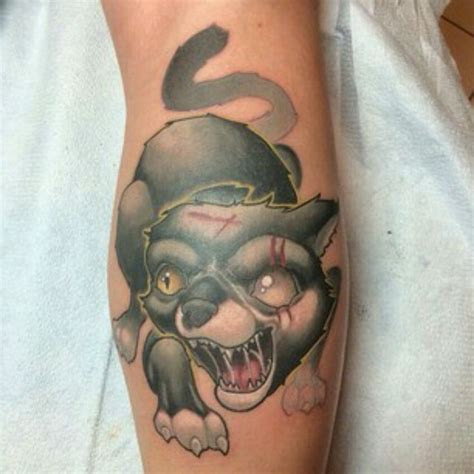 new school cat tattoo 1000 images about cat new school on pinterest search