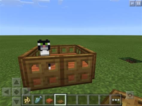 how to make a bed in minecraft pe how to make a pet bed in minecraft pe 0 13 0 5