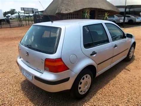 Vw Golf 4 Autotrader by 2004 Volkswagen Golf 4 1 6 Trend Auto For Sale On Auto