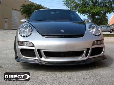 Porsche 911 Front Spoiler by 2005 2008 Porsche 911 997 Gt3 Euro Style Front Lip Spoiler