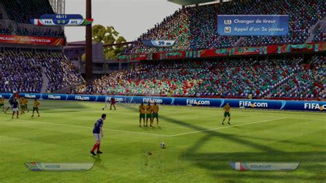 coupe du monde de la fifa afrique du sud 2010 ps3