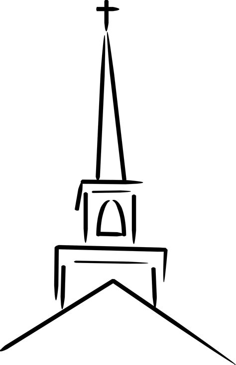 church clipart free cross sketch cliparts free clip free