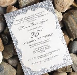 Invitation Letter 25th Wedding Anniversary 25 Best Ideas About Anniversary Invitations On 20th Anniversary Anniversary