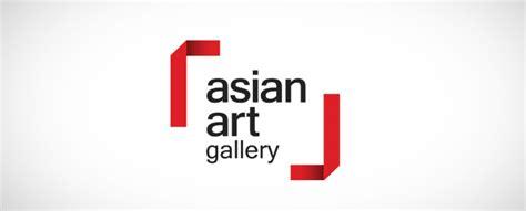 Logo Design Idea Gallery   branding services for asian art gallery