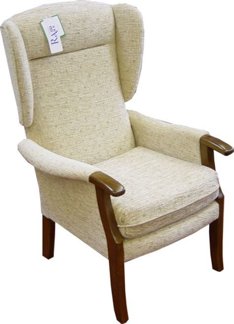 Recliners Orthopaedic Chairs Drayton Orthopaedic Chair Standard Fabric Wing Chair 18