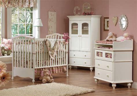 Nursery Room Decoration Shabby Chic Nurseries Sugar Sweet Homes