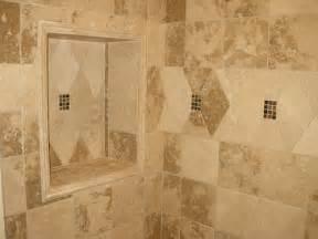 recessed shower shelf flickr photo
