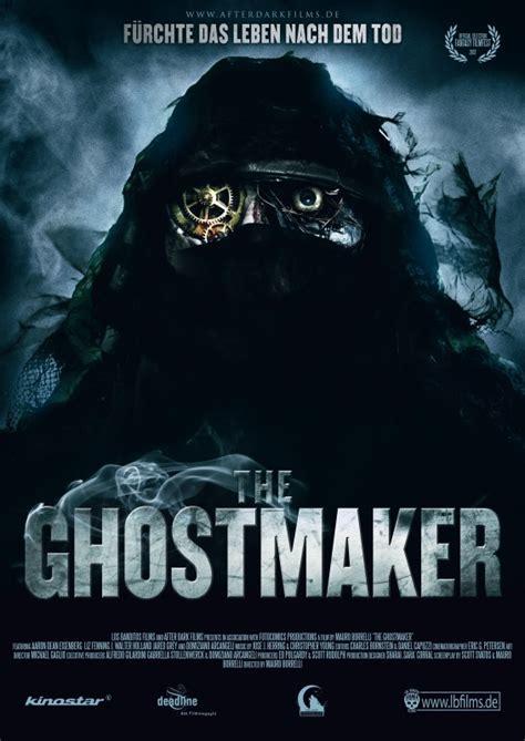 the ghostmaker film the ghostmaker la locandina del film 260193 movieplayer it