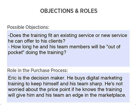 Customer Avatar Worksheet Download The Free Template Customer Avatar Template